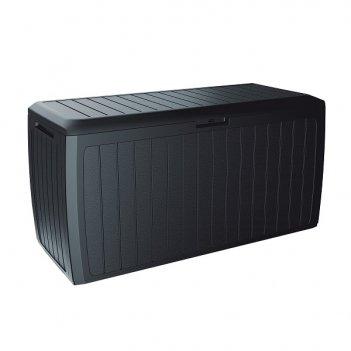 Ящик для хранения prosperplast boxe board 290л антрацит