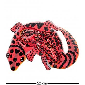 31-005 пазл геккон 23см (о.бали)
