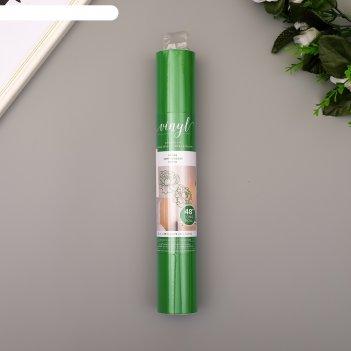 Клеевой винил american crafts grass 30.5х120 см