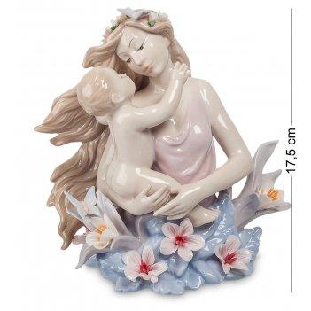Jp-15/29 статуэтка женское счастье (pavone)