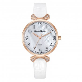 Часы наручные женские михаил москвин, кварцевые, модель 1255a8l3-2