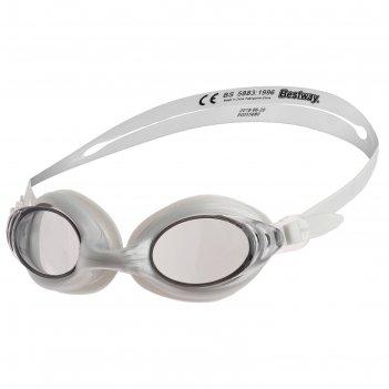 Очки для плавания inspira race, от 14 лет, цвет микс bestway