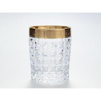 Набор стаканов для виски bohemia diamond 230 мл(6 шт)