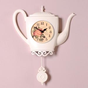 Настенные часы с маятником b&s m 100 iv-f