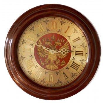 Часы «герб рф»