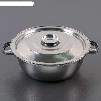 Салатник с крышкой 19 см