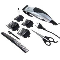 Машинка для стрижки волос irit ir-3306, 4 уровня стрижки, 10 вт, электриче