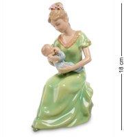 Cms-27/ 8 муз. статуэтка мама с ребенком (pavone)