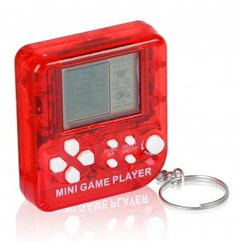 Электронная головоломка игрок, цвета микс