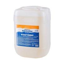 Коагулянт  aqualeon жидкое средство, 30 л (35 кг)
