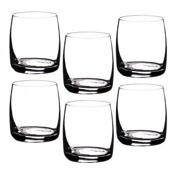 Набор стаканов из 6 шт. идеал  290 мл.