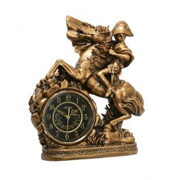 Скульптурные часы из полимерных смол восток к4560-1-1