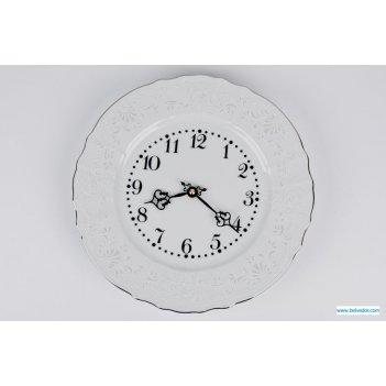 Часы настенные бернадот платина 2021