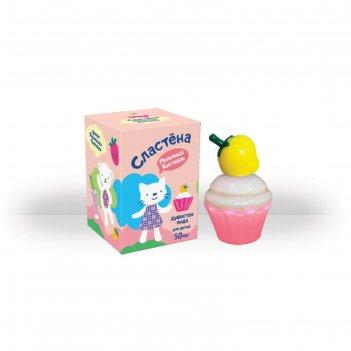 Детская душистая вода сластена молочный коктейль, 50 мл