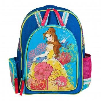 Рюкзак принцесса с эргономич/спинкой