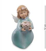 Cms-11/16 фигурка ангелочек (pavone)