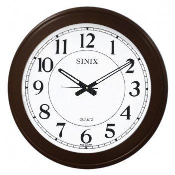Настенные часы sinix 5096a