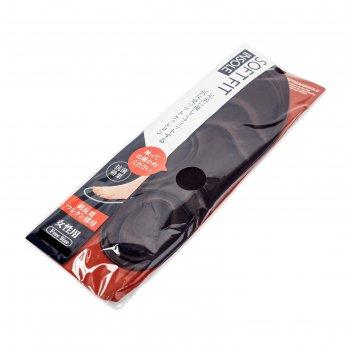 Стельки мужские sanada seiko soft fit, 25-28 см