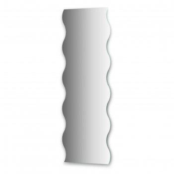Зеркало со шлифованной кромкой 50 х 150 см, evoform