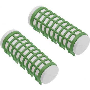 Бигуди термо dewal beauty зеленые d23ммx68мм(6шт/упак)