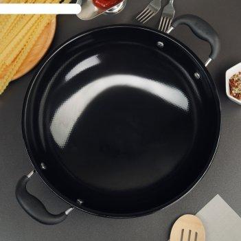 Сковорода-wok 34 см stir fry, 4 л