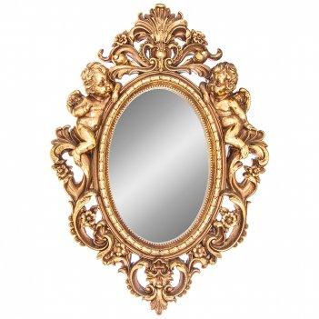 Зеркало настенное коллекция рококо 35*5,5*49,5 см