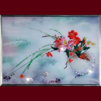 Картина сваровски - ракушка