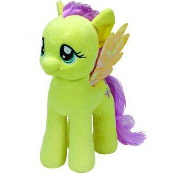 Мягкая игрушка пони fluttershy my little pony, 25 см