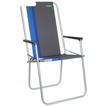 Кресло складное  к 302, 52х56х90 см, blue