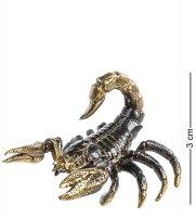 Am-1288 фигурка скорпион (латунь)