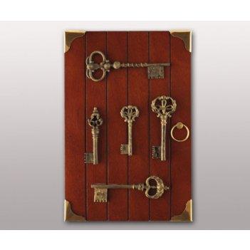 Ключница «старые ключи»