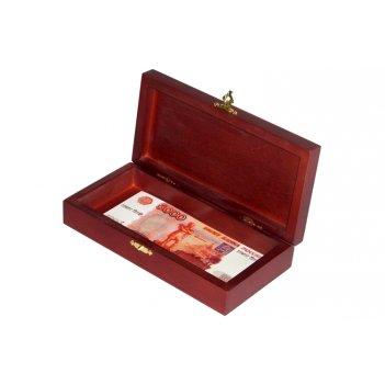 Rt-27.s шкатулка для денег (одной валюты)