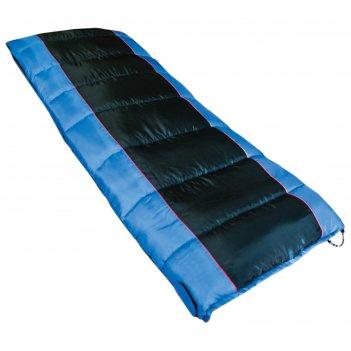 Tramp мешок спальный walrus индиго/черный, r