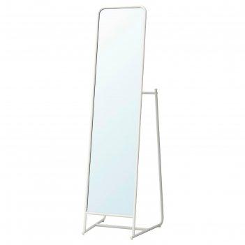 Зеркало напольное кнаппер, белый