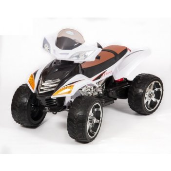 Электроквадроцикл barty quad pro (bj 5858) белый