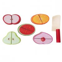 Любимые фрукты набор для резки с ножом