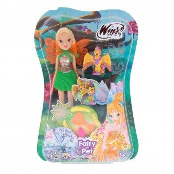 Кукла волшебный питомец  iw01221500   микс