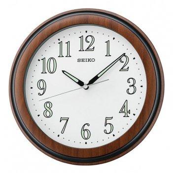 Кварцевые настенные часы seiko qxa313bt