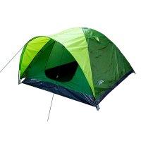 Палатка туристическая colite 3 х-местная, ткань рипстоп