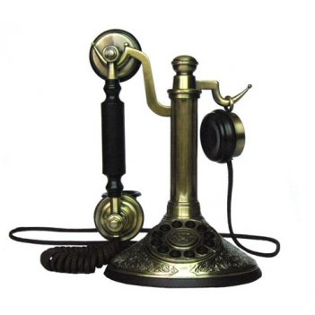 Ретро-телефон candlestick pb-1916