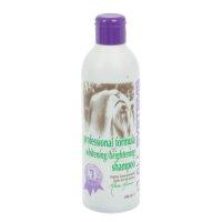 Шампунь 1 all systems whitening shampoo  отбеливающий для яркости окраса,