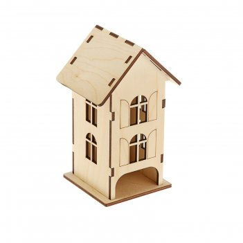 Чайный домик дом двухэтажный
