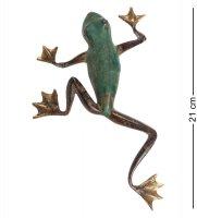 43-060 фигурка лягушка (бронза, о.бали)