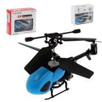 Вертолет радиоуправляемый мини, 3,5 ch, заряд от пульта управления, цвета