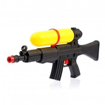 Водный пистолет «спецагент», с накачкой, 49 см
