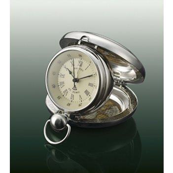 Часы дорожные st.elmoс будильником и подсветкой кварцевые