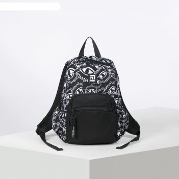 Рюкзак школьный kite 938 37*26*13 education, чёрный k20-938m-1