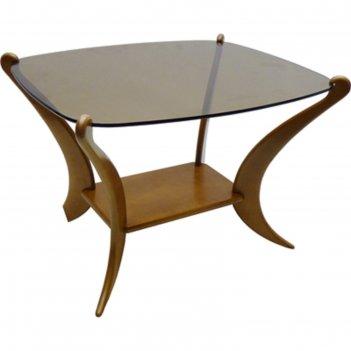 Стол журнальный «комфорт 3», сж т (не триплекс, 6 мм), 720 x 603 x 500 мм