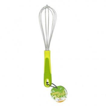 Венчик кулинарный birkmann 27см (зеленый)