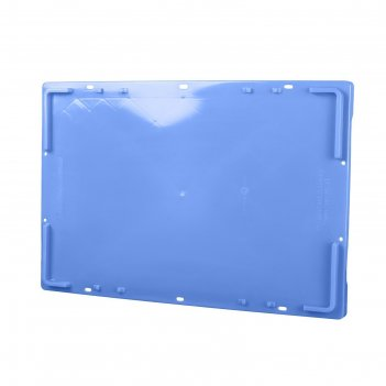 Крышка для ящика, 506п, 60,9х40,9см, синяя